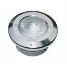 Прожектор пластиковый с рамкой из нержавеющей стали Emaux UL-NP300S (плитка)
